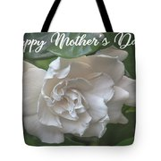 Mother's Day Gardenia Tote Bag