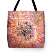 Mothers Day Greeting Card Tote Bag