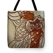 Mothers Glow - Tile Tote Bag