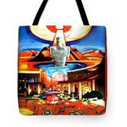 Mother's House Tote Bag