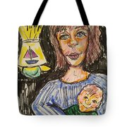 Mothers Love Tote Bag