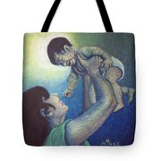 Mother's Play Tote Bag
