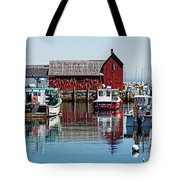 Motif #1, Rockport Ma, 1 Tote Bag