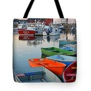 Motif #1 Rockport Ma Tote Bag