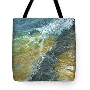 Motion Of The Ocean Tote Bag