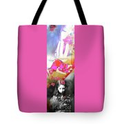 Motion Of Time Tote Bag