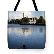 Motlawa River Gdansk Tote Bag
