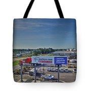 Motley Auto Auction Tote Bag
