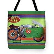 Moto Guzzi V8 Tote Bag