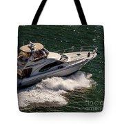 Motor Boat 2 Tote Bag