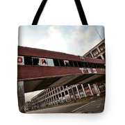 Motor City Industrial Park The Detroit Packard Plant Tote Bag