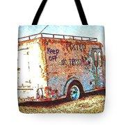 Motor City Pop #19 Tote Bag