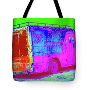 Motor City Pop #20 Tote Bag