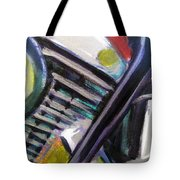 Motorcycle Abstract Engine 1 Tote Bag