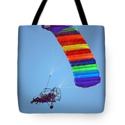 Motorized Parasail 2 Tote Bag