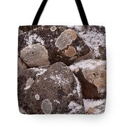 Mottled Stones Tote Bag