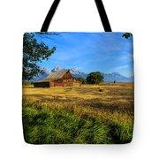 Moulton Barn Jackson Hole Tote Bag