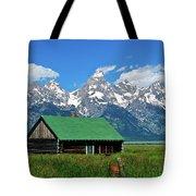 Moulton Cabin Tote Bag