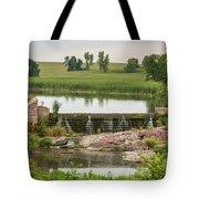 Mound Lake Dam 1 Tote Bag