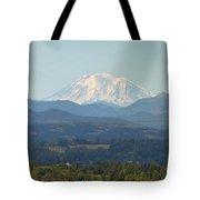 Mount Adams In Washington State Tote Bag