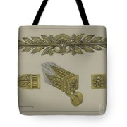 Mount And Cup Caster Tote Bag