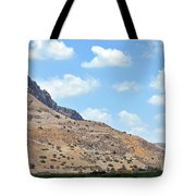 Mount Arbel 5 Tote Bag
