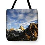 Mount Assiniboine Canada 14 Tote Bag