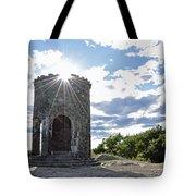 Mount Battie Camden Maine Tote Bag