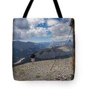 Mount Black Rock Tote Bag