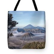 Mount Bromo National Park - Java Tote Bag
