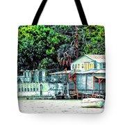 Mount Dora Lakeside Tote Bag