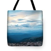 Mount Evans Tote Bag
