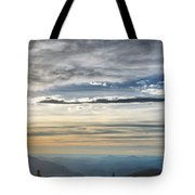 Mount Evans Painterly 1 Tote Bag