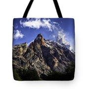 Mount Fitz Roy 3 Tote Bag