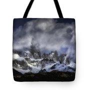 Mount Fitz Roy 6 Tote Bag