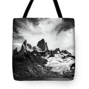 Mount Fitz Roy Tote Bag