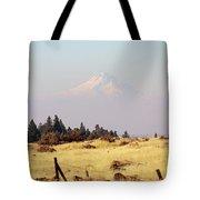 Mount Hood Tote Bag