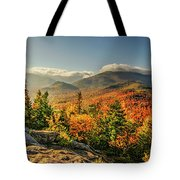 Mount Jo View Tote Bag