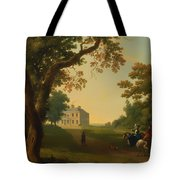 Mount Kennedy - County Wicklow Ireland Tote Bag