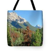 Mount Kerkeslin Tote Bag