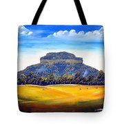 Mount Lindesay,australia Tote Bag