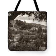 Mount Of Olives Tote Bag