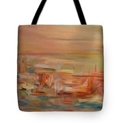 Mount Olympus Tote Bag