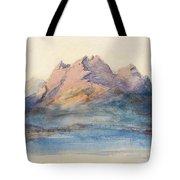 Mount Pilatus From Lake Lucerne, Switzerland Tote Bag