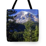 Mount Raineer 1 Tote Bag