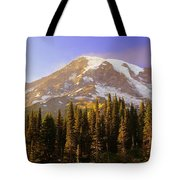 Mount Raineer 2 Tote Bag