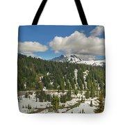 Mount Rainier National Park Tatoosh Range Tote Bag