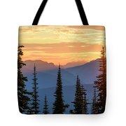 Mount Revelstoke Tote Bag
