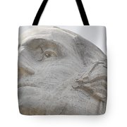 Mount Rushmore George Washington Tote Bag
