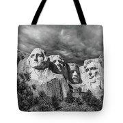 Mount Rushmore II Tote Bag